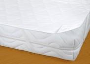 Bella - Matracový chránič, 90x200, 133/003, biela