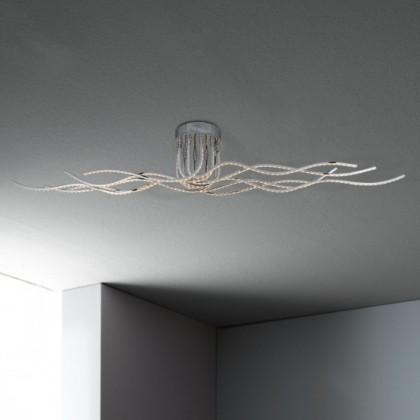 Benett - Stropné osvetlenie, LED (chróm)