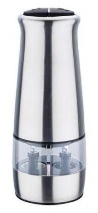 Bergner - elektrický mlynček (strieborná)