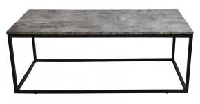 Beside - Konferenčný stolík, čierne nohy (kov, sklo)