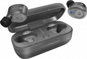 Bezdrátové slúchadlá Connect IT CEP-9100-SL, strieborné