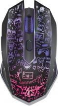 Bezdrôtová herná myš Connect IT Doodle II (CMO-3510-BK)
