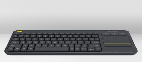 Bezdrôtová klávesnica Logitech K400 Plus (920-007151)