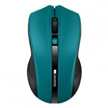 Bezdrôtová myš CANYON CMSW05, zelená