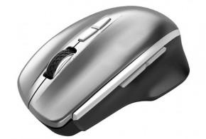 Bezdrôtová myš Canyon MW-21DG, 1600 dpi, 7 tl, tmavo šedá