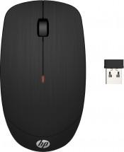 Bezdrôtová myš HP X200, čierna