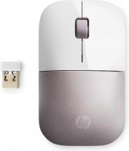 Bezdrôtová myš HP Z3700 - white pink