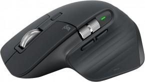 Bezdrôtová myš Logitech MX Master 3, profesionálna, tmavo šedá