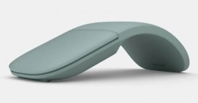 Bezdrôtová myš Microsoft Arc Mouse Bluetooth 4.0, svetlo zelená