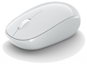Bezdrôtová myš Microsoft Bluetooth Mouse, biela RJN-00066 + ZADARMO podložka pod myš Olpran