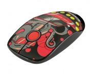 Bezdrôtová myš Trust Sketch, červená