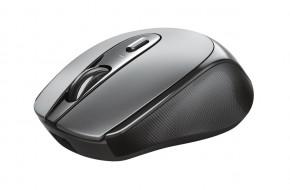 Bezdrôtová myš Trust Zaya, čierna, dobíjacia