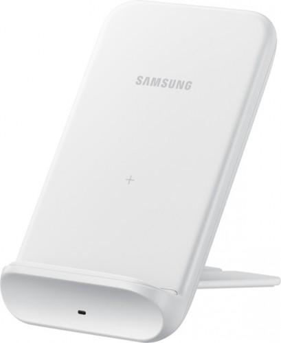 Bezdrôtová nabíjacia stanica Samsung biela