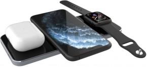 Bezdrôtová nabíjačka Prestigio ReVolt, na Apple Watch, čierna