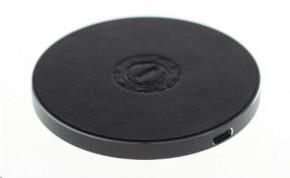 Bezdrôtová nabíjačka Remax 10W s QI, čierna
