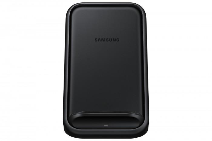 Bezdrôtová nabíjačka Samsung 20W s QI, Fast Wireless 2.0, čierna