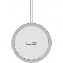 Bezdrôtová nabíjačka WG 15W, magnetická, pre iPhone 12 series