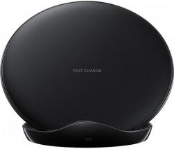 Bezdrôtová nabíjačka Wireless Charging Stand s QI, čierna