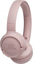 Bezdrôtová slúchadlá cez hlavu JBL Tune 500BT ružová