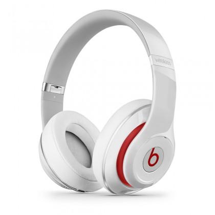 Bezdrôtové Beats Studio Wireless, biela - MH8J2ZM/A