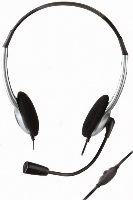 Bezdrôtové Creative headset HS-320