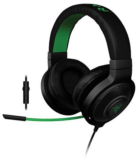 Bezdrôtové Gaming headset Razer Kraken Pro Black 2015