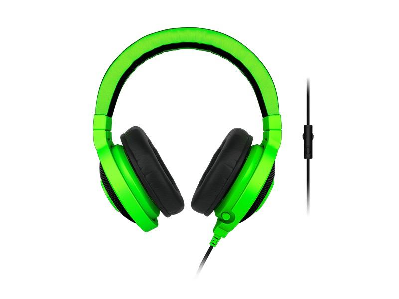Bezdrôtové Gaming headset Razer Kraken Pro Green 2015