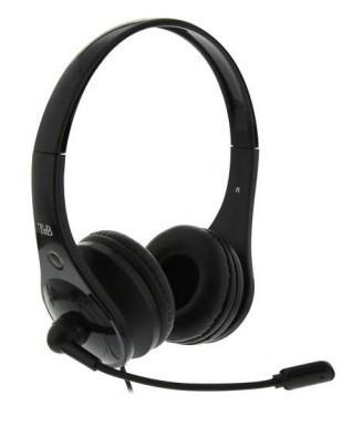 Bezdrôtové Headset slúchadlá TNB SK mudo TBK