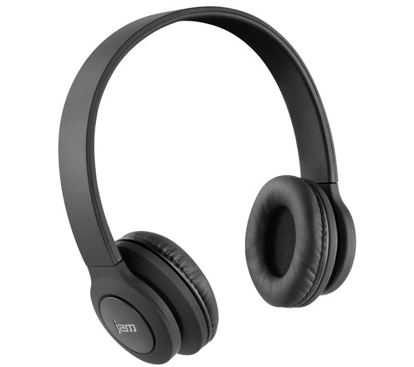 Bezdrôtové Jam Transit HX-HP420BK Bluetooth slúchadlá s mikrofónom