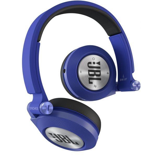 Bezdrôtové JBL Synchros E40BT Blue