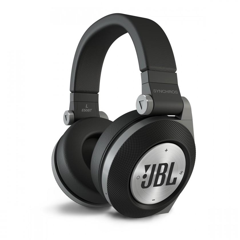 Bezdrôtové JBL Synchros E50BT Černé