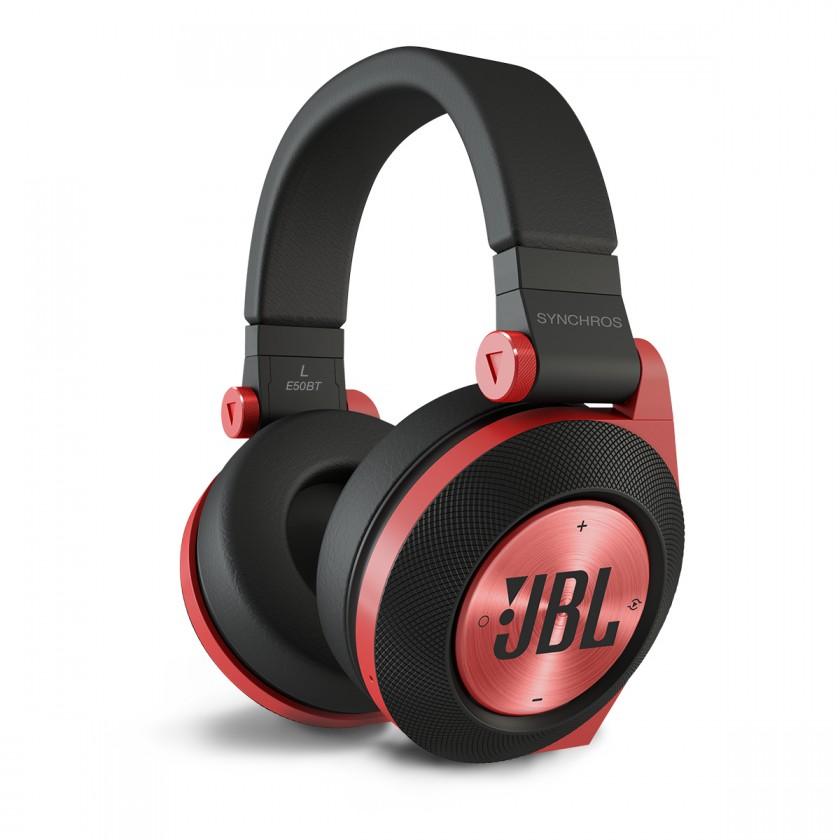 Bezdrôtové JBL Synchros E50BT Červené