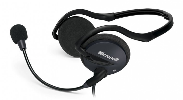 Bezdrôtové Microsoft LifeChat LX-2000