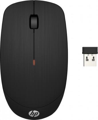 Bezdrôtové myši Bezdrôtová myš HP X200, čierna