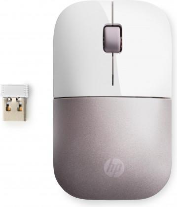 Bezdrôtové myši Bezdrôtová myš HP Z3700 - white pink