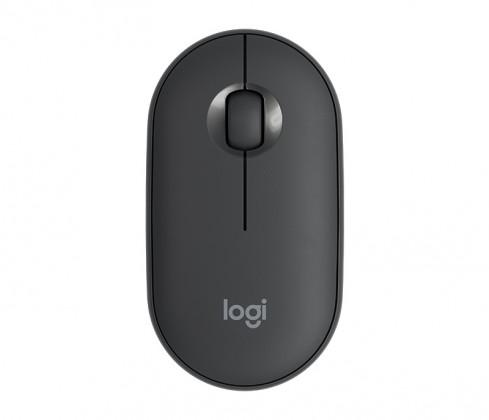 Bezdrôtové myši Bezdrôtová myš Logitech M350, šedá