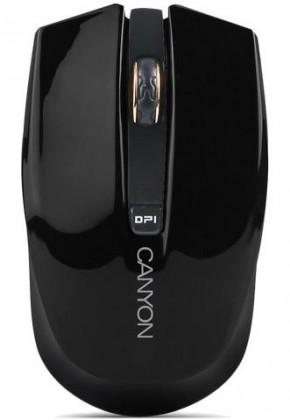 Bezdrôtové myši CANYON CNS-CMSW5B, čierna