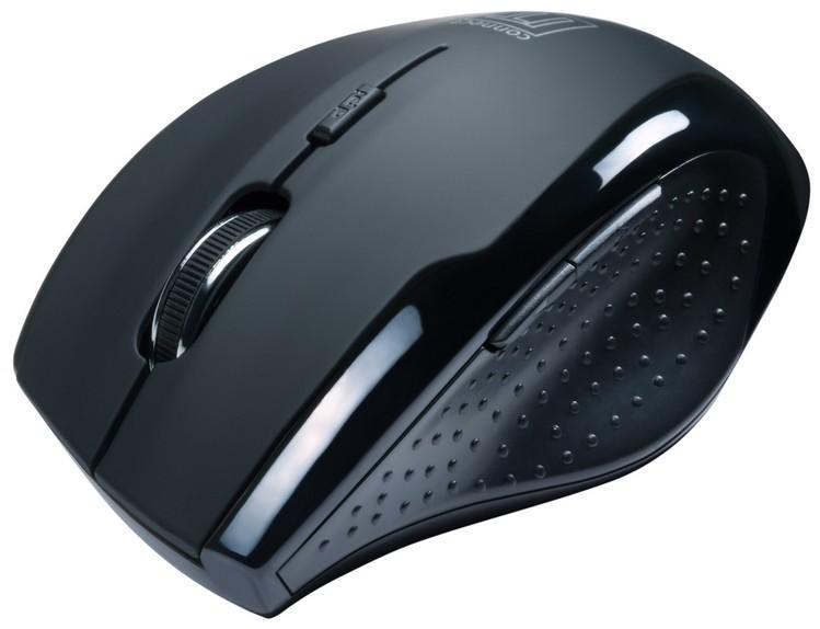 Bezdrôtové myši Connect IT CI-161, černá