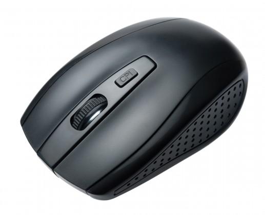 Bezdrôtové myši Connect IT OK-01, čierna