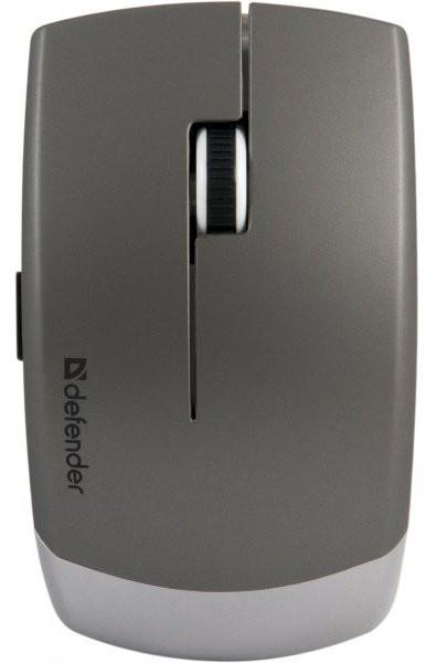 Bezdrôtové myši Defender Jasper MS-475, hnedá