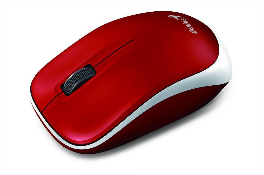 Bezdrôtové myši Genius bezdrôtová myš Traveler 6000Z bielo-červená
