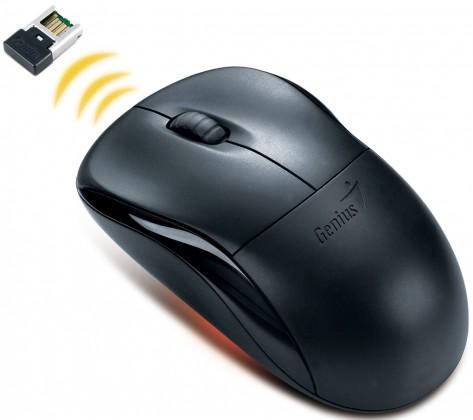 Bezdrôtové myši Genius NS-6000, čierna