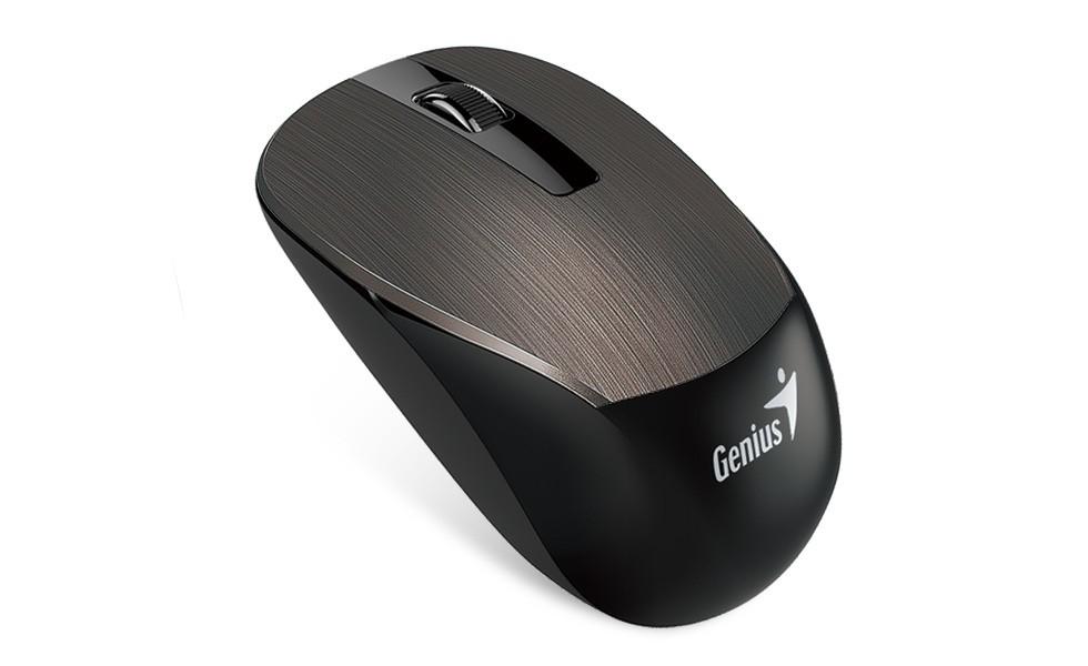 Bezdrôtové myši Genius NX-7015 (31030119102), čokoládová