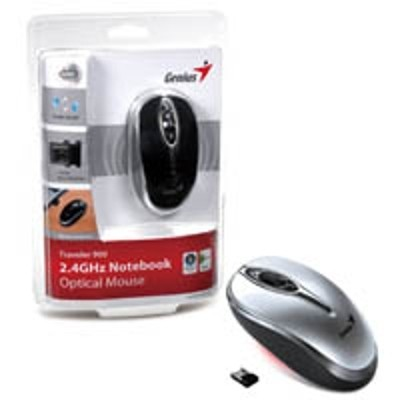 Bezdrôtové myši Genius Traveler 900, strieborná
