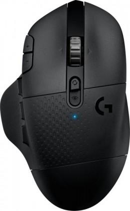 Bezdrôtové myši Herná myš Logitech G604 Lightspeed, bezdrôtová, čierna