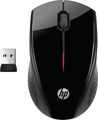 Bezdrôtové myši HP Wireless mouse X3000, čierna