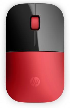 Bezdrôtové myši HP Z3700 Wireless Mouse - Cardinal Red (V0L82AA#ABB)