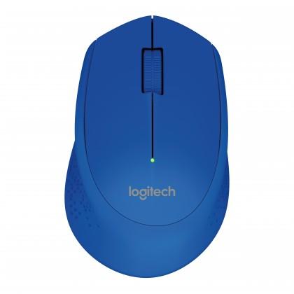 Bezdrôtové myši Logitech Wireless Mouse M280 (910-004290) modrá