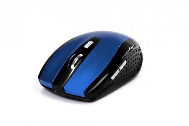 Bezdrôtové myši Media-Tech myš Ration Pro modrá