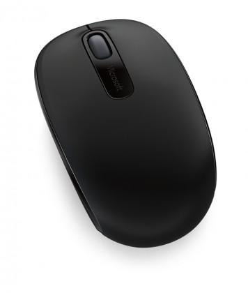Bezdrôtové myši Microsoft Wireless Mobile Mouse 1850 čierna